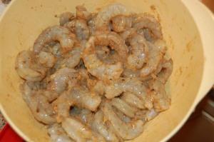 Prepped Shrimp!